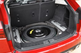 Jaguar E-Pace, 2018, spare wheel