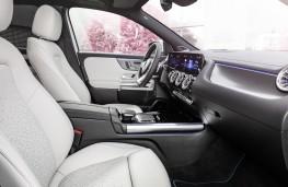Mercedes-Benz EQA, 2021, interior
