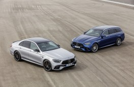 Mercedes-AMG E 63 S saloon and estate, 2020