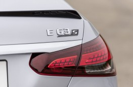 Mercedes-AMG E 63 S, 2020, badge