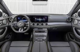 Mercedes-AMG E 63 S, 2020, interior