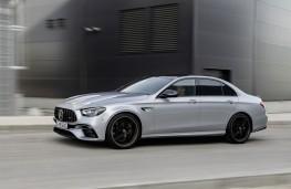 Mercedes-AMG E 63 S, 2020, side