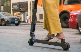 E-scooter, 2020