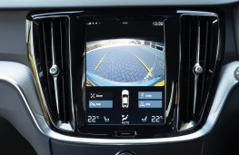 Volvo S60, display screen