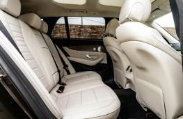 Mercedes-Benz E350 d 4Matic All-Terrain, 2017, rear seats