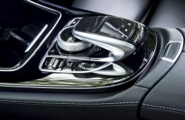 Mercedes E-Class Estate, 2016, Comand control