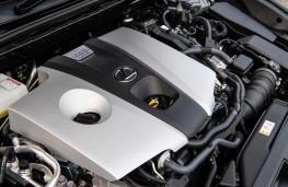 Lexus ES, 2019, engine