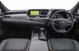 Lexus ES, 2019, interior