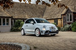 Abarth 595 Esseesse, front