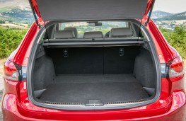 Mazda6 Tourer, 2018, boot