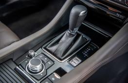 Mazda6 Tourer, 2018, gear lever
