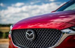 Mazda6 Tourer, 2018, grille