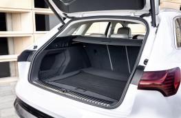 Audi e-tron, 2019, boot