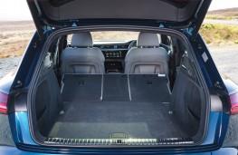 Audi e-tron, boot