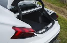 Audi e-tron GT, 2021, boot