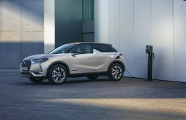 DS 3 Crossback E-Tense, 2019, charging