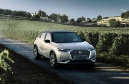 DS 3 Crossback E-Tense, 2019, front, static