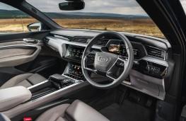 Audi e-tron, interior