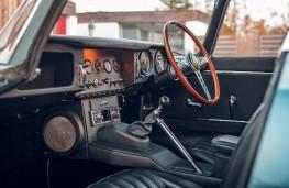 Jaguar E-Type, 2020, interior