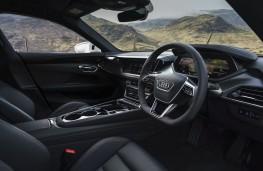 Audi e-tron GT, 2021, interior
