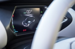 DS 3 Crossback E-Tense, 2019, instrument panel