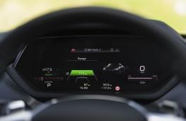 Audi e-tron GT, 2021, instrument panel