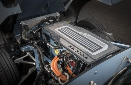 Jaguar E-Type Zero, 2017, motor