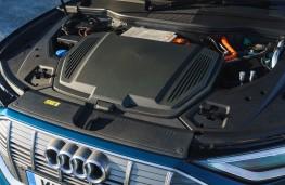 Audi e-tron, motor