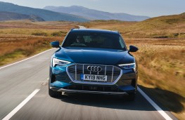 Audi e-tron, 2019, nose