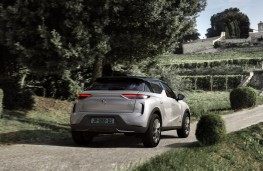 DS 3 Crossback E-Tense, 2019, rear