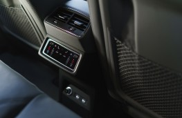 Audi e-tron, 2019, rear controls