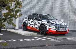 Audi e-tron, Geneva Motor Show 2018