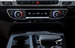 Audi Q7 e-tron, dashboard