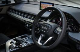 Audi Q7 e-tron, interior