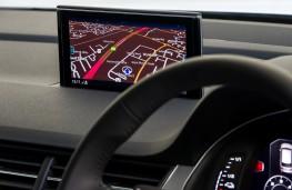 Audi Q7 e-tron, sat nav