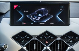DS 3 Crossback E-Tense, 2019, display screen