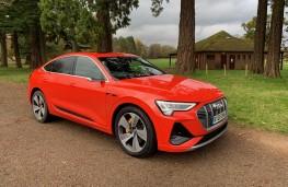 Audi e-tron, 2020, side 1