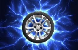 EV tyre warning