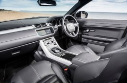 Range Rover Evoque Convertible, 2016, interior