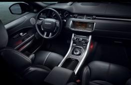 Range Rover Evoque Ember special edition, interior