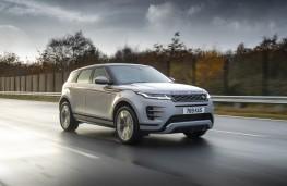 Range Rover Evoque PHEV, 2020, front