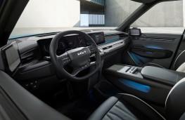 Range Rover Evoque Convertible, interior