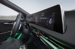 Kia EV6, 2021, interior