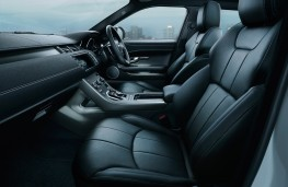 Range Rover Evoque Landmark, interior