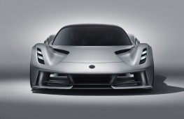 Lotus Evija, 2019, nose