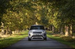 Range Rover Evoque, 2020, nose