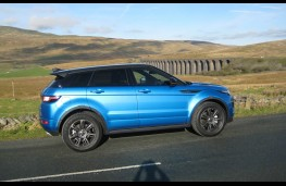 Range Rover Evoque Landmark, side