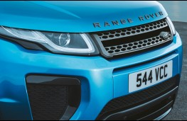Range Rover Evoque Landmark, nose