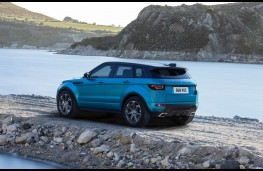 Range Rover Evoque Landmark, profile