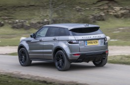 Range Rover Evoque HSE Dynamic, rear quarter